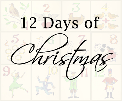 12 days of christmas - When Is The 12 Days Of Christmas