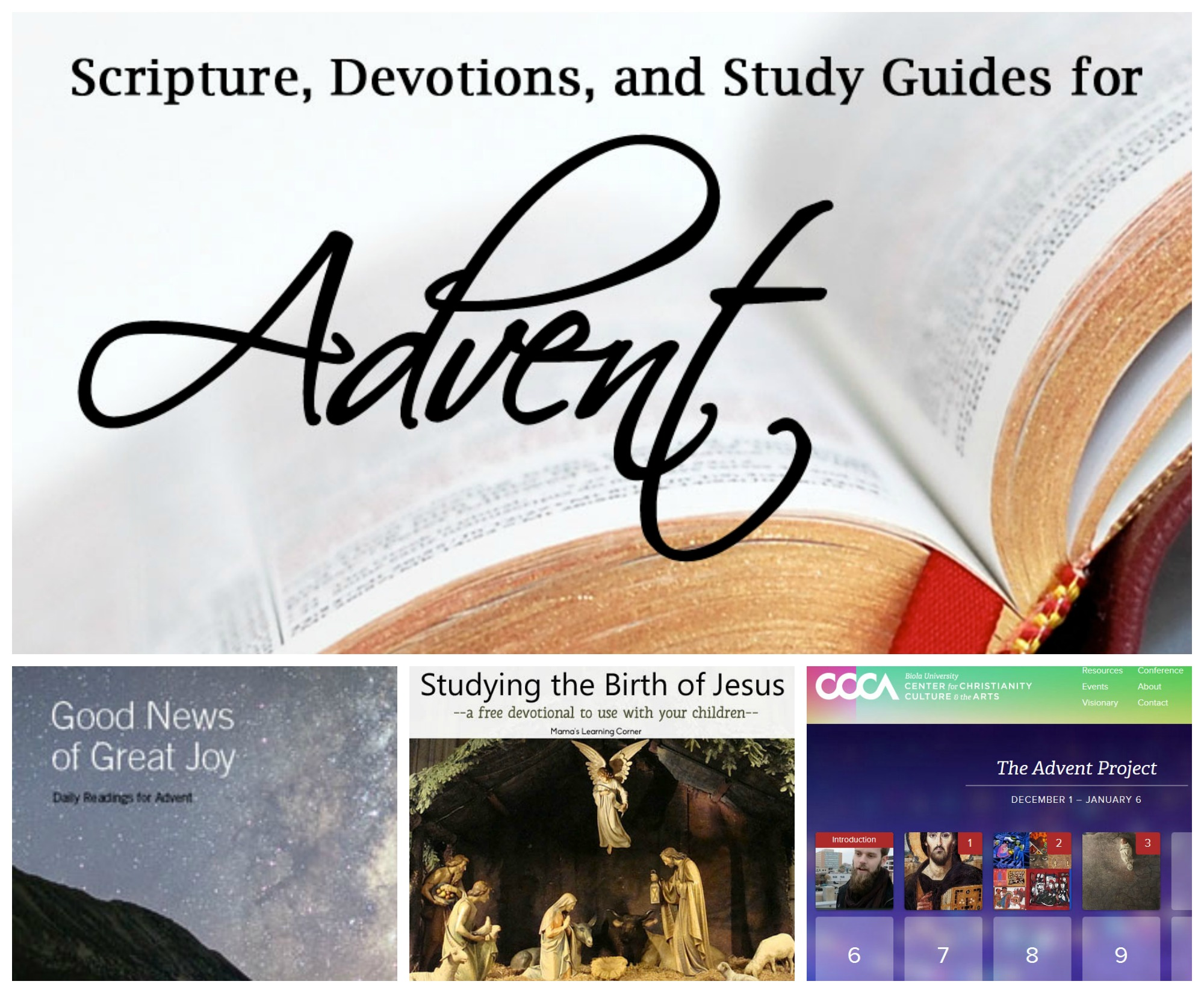 Advent devotion traditions