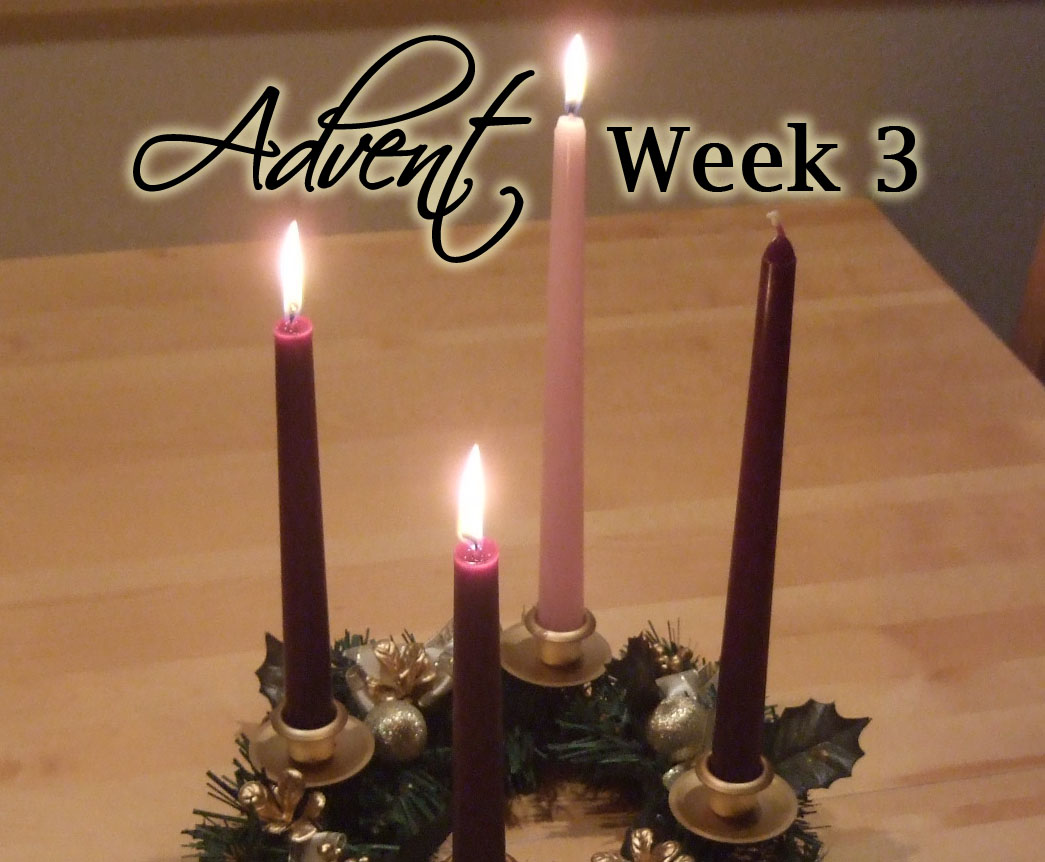 Advent Week 3
