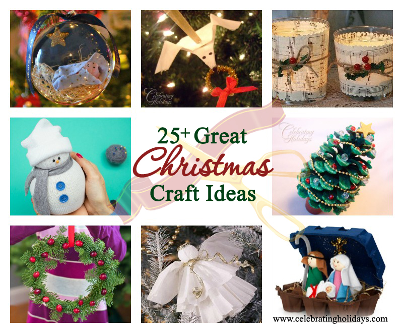 Christmas Craft Traditions