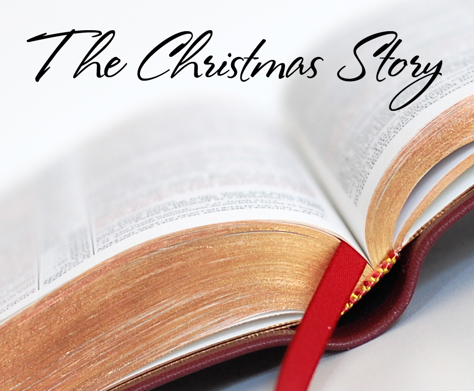 The Christmas Story Bible.The Christmas Story Celebrating Holidays