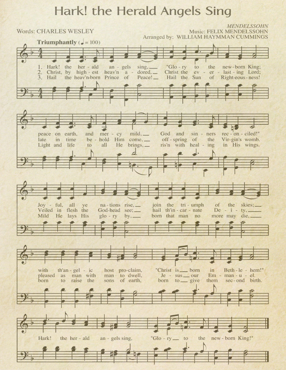 photograph about Vintage Sheet Music Printable known as sheet songs printable -