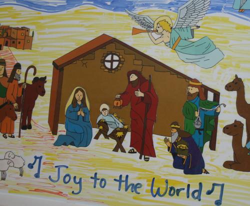 Nativity Study 2
