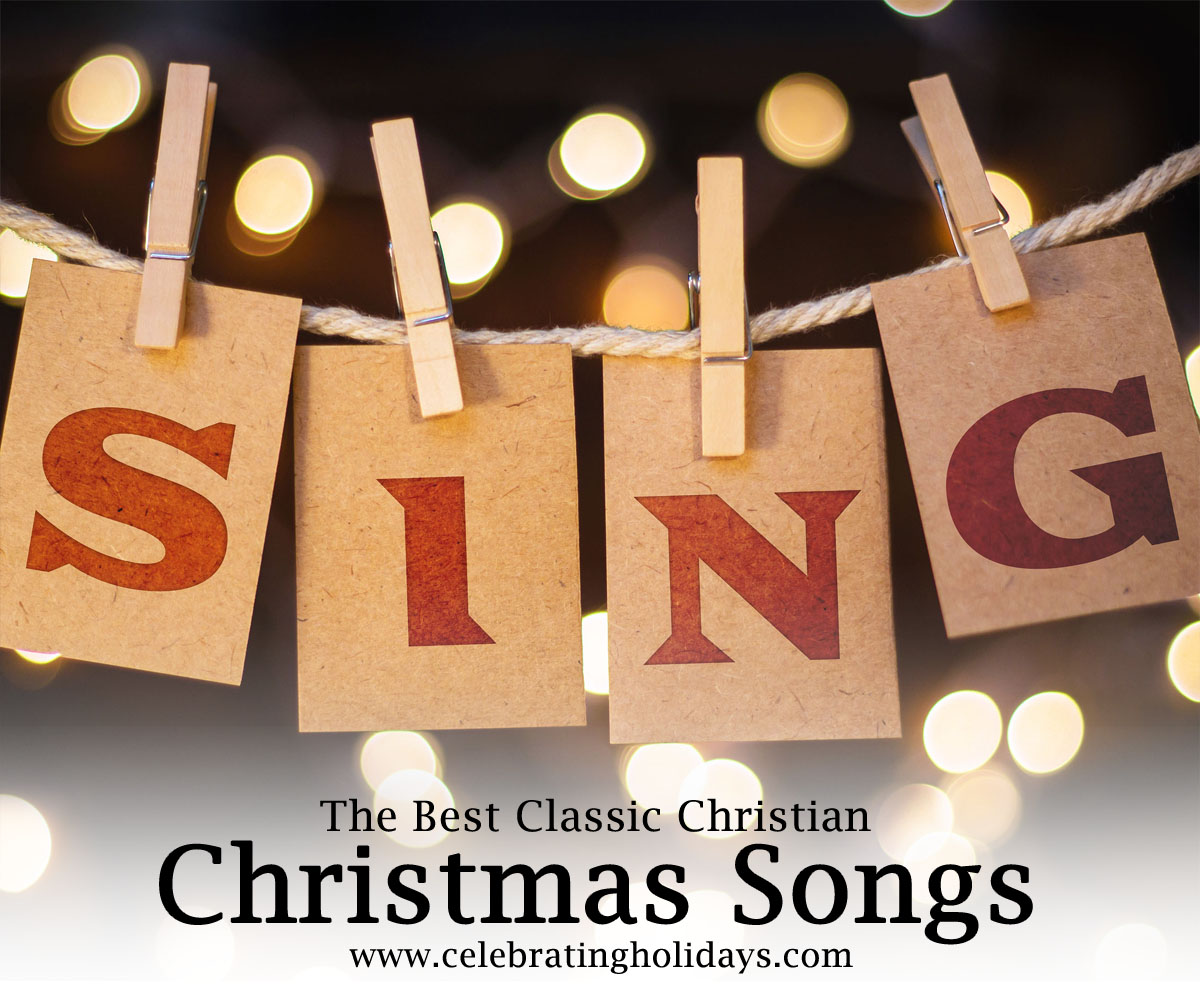 christmas songs this page was created by - Best Christian Christmas Songs