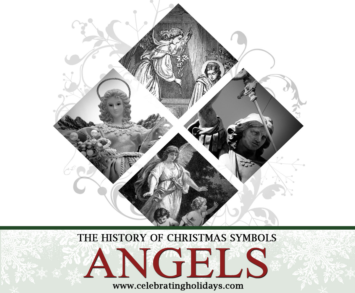 Angels as a Christmas Symbol