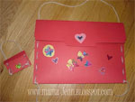 Card Holder (File Folder)