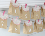 Valentine's Day Countdown (Treat Bags)