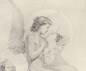 an introduction to the piece cupid and psyche
