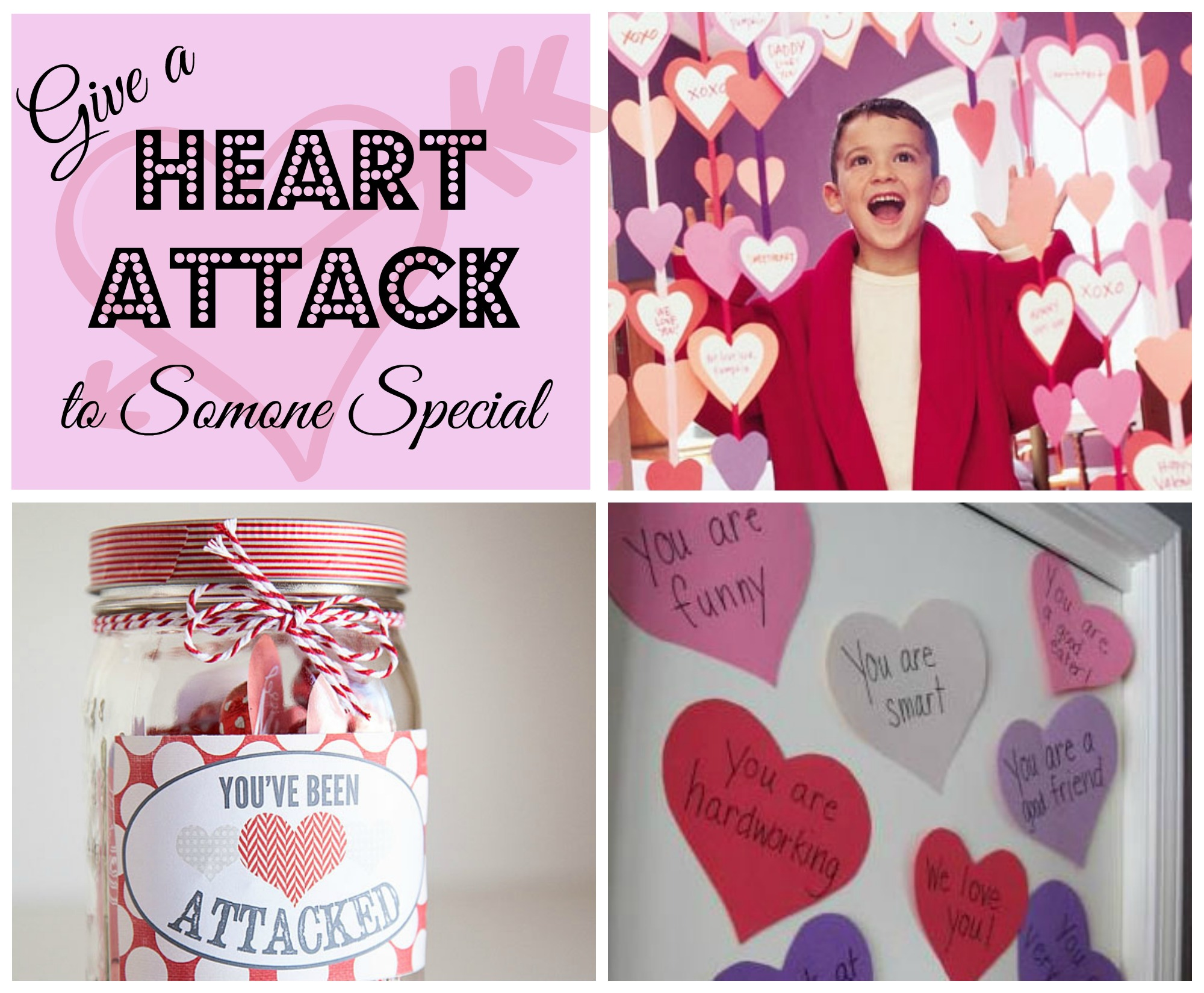 Heart Attack for Valentine's Day