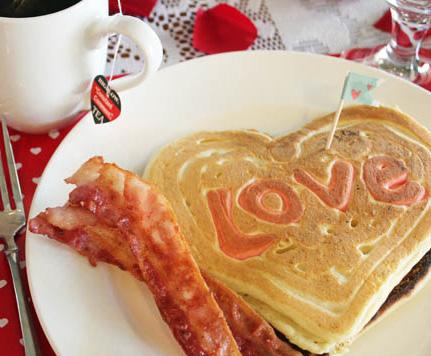 Perfekt Love Pancakes