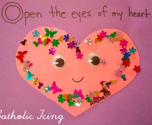 Heart (Open the Eyes of My Heart)