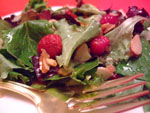 Sweet Raspberry Salad