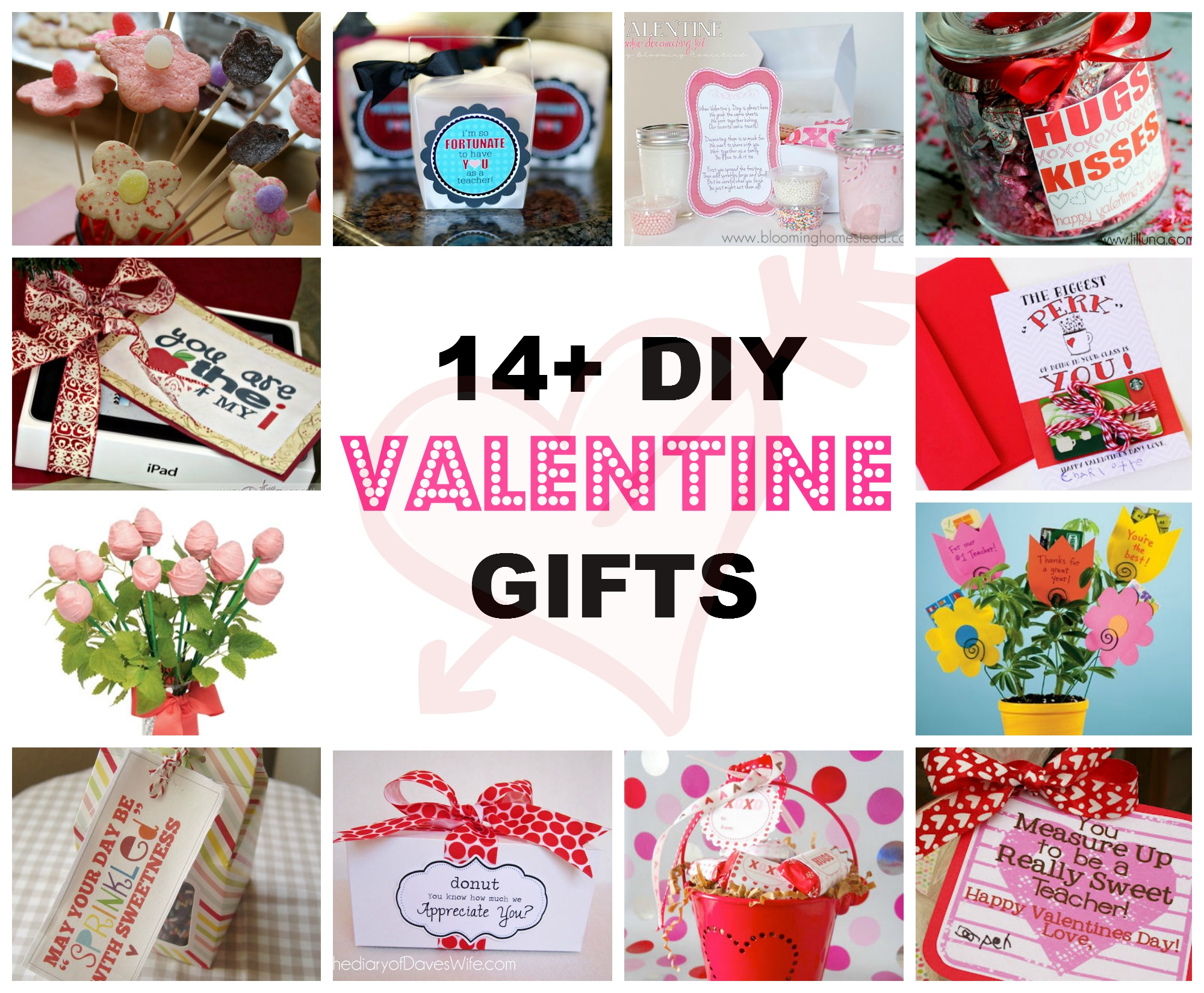 Homemade Valentine S Day Gifts For Teachers Gift Ftempo