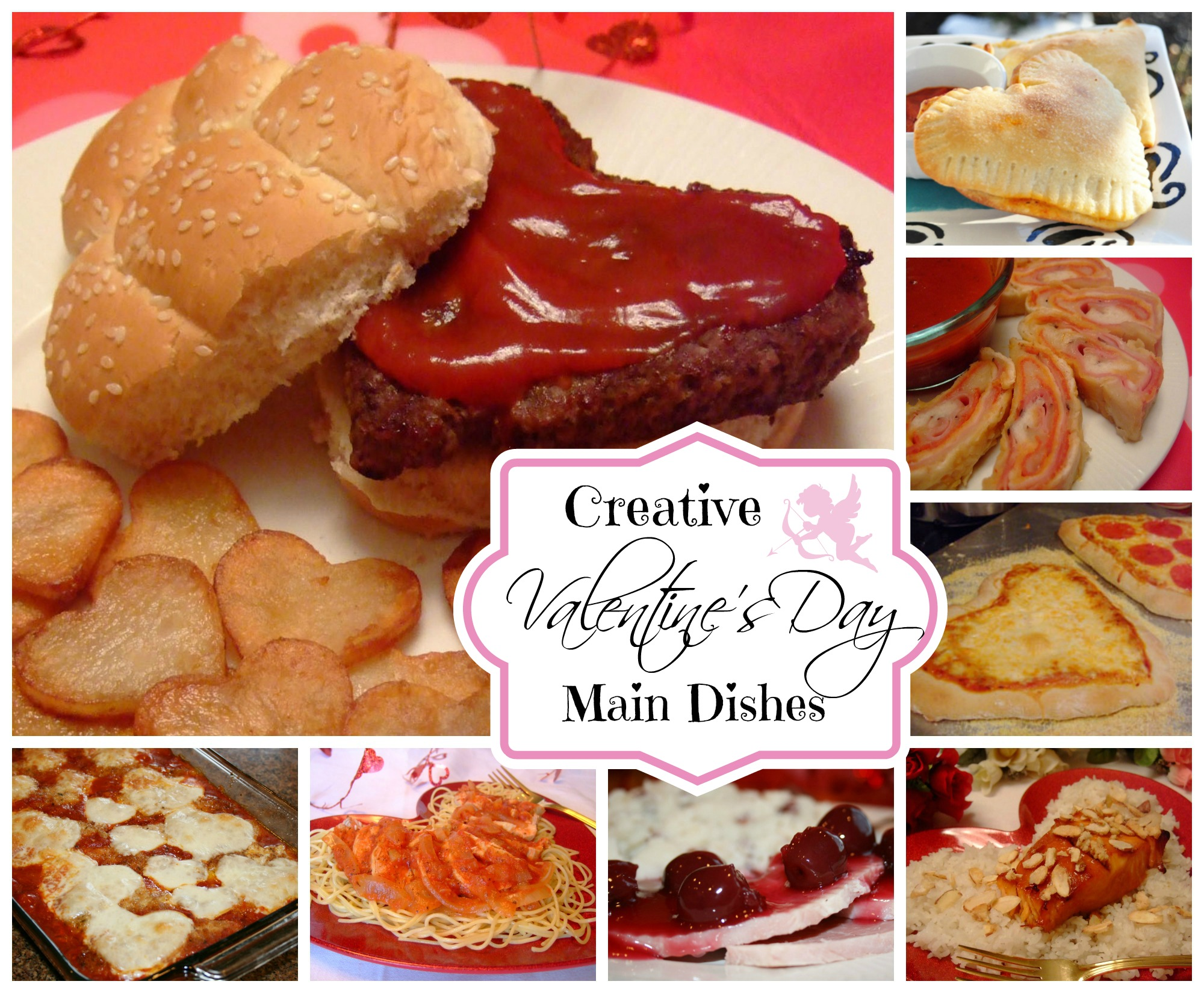 valentines day main dishes - Easy Valentine Dinner Recipes