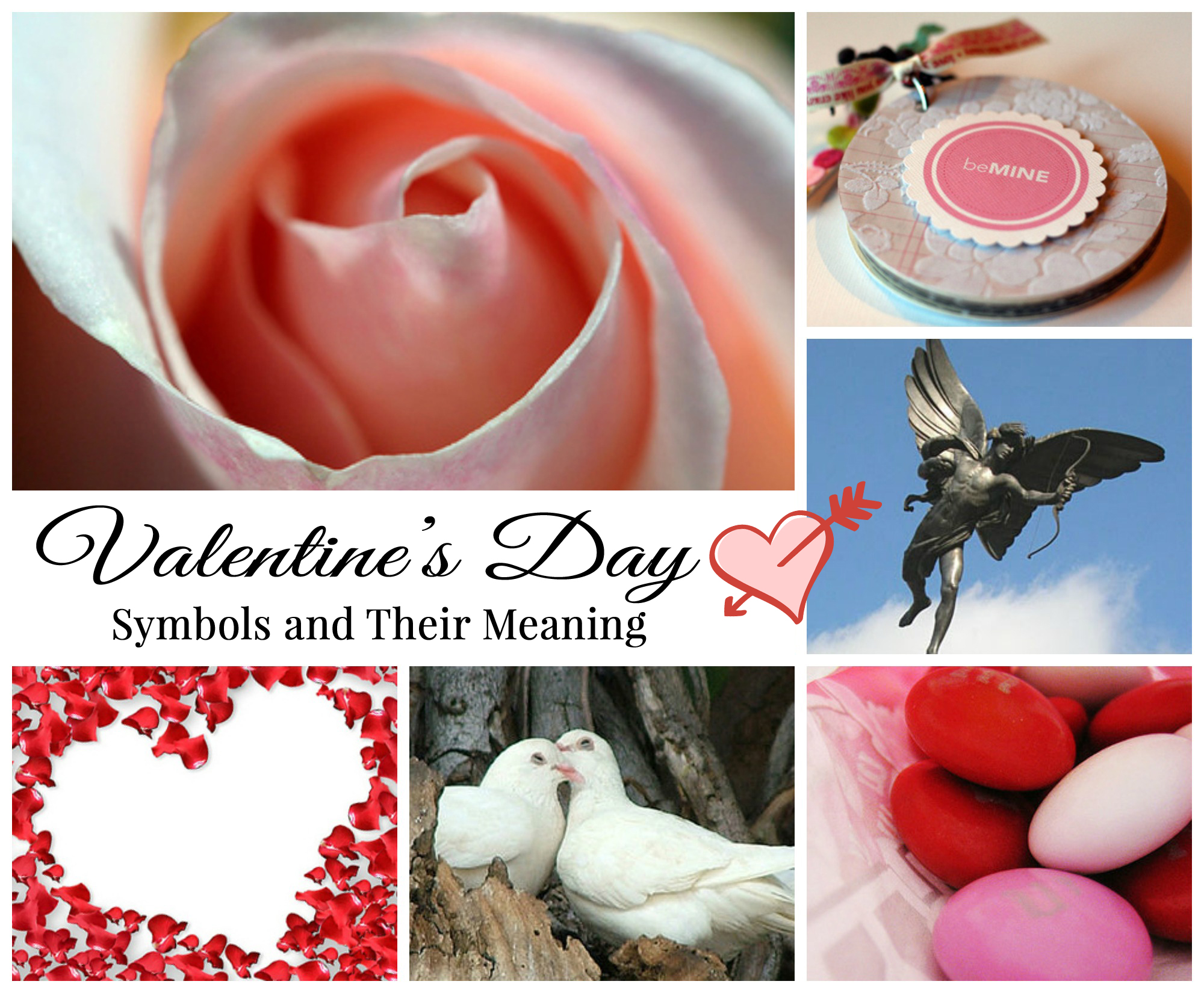 Valentine's Day Symbols and Their Meaning
