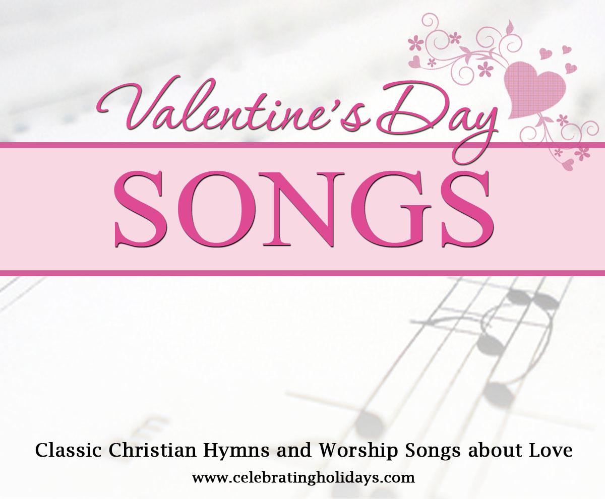 タイトルに愛の言葉を持つクリスチャンの歌
