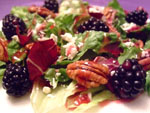 Boysenberry Salad