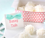 Bunny Tails (Cream Cheese Coconut Balls)