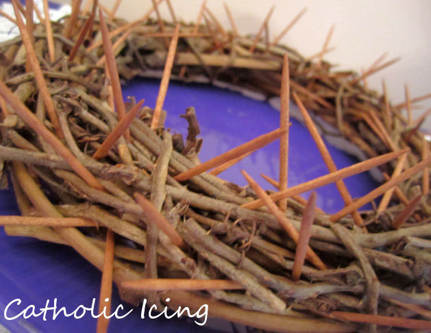 Crown of Thorns Activity