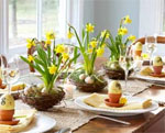 Easter Flower Decor Ideas