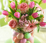 Easter Flower Ideas