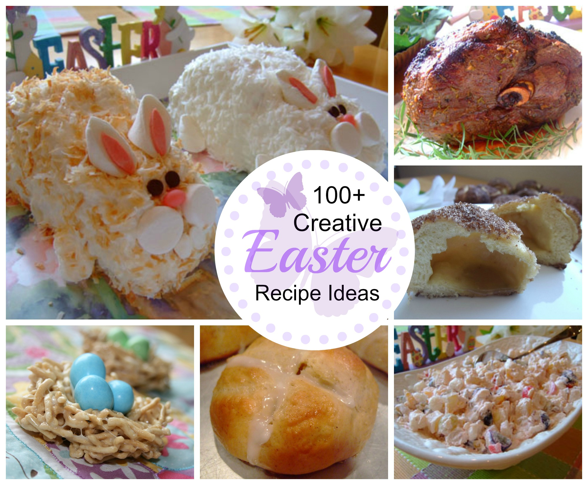 Easter recipes celebrating holidays for Easter ideas for food