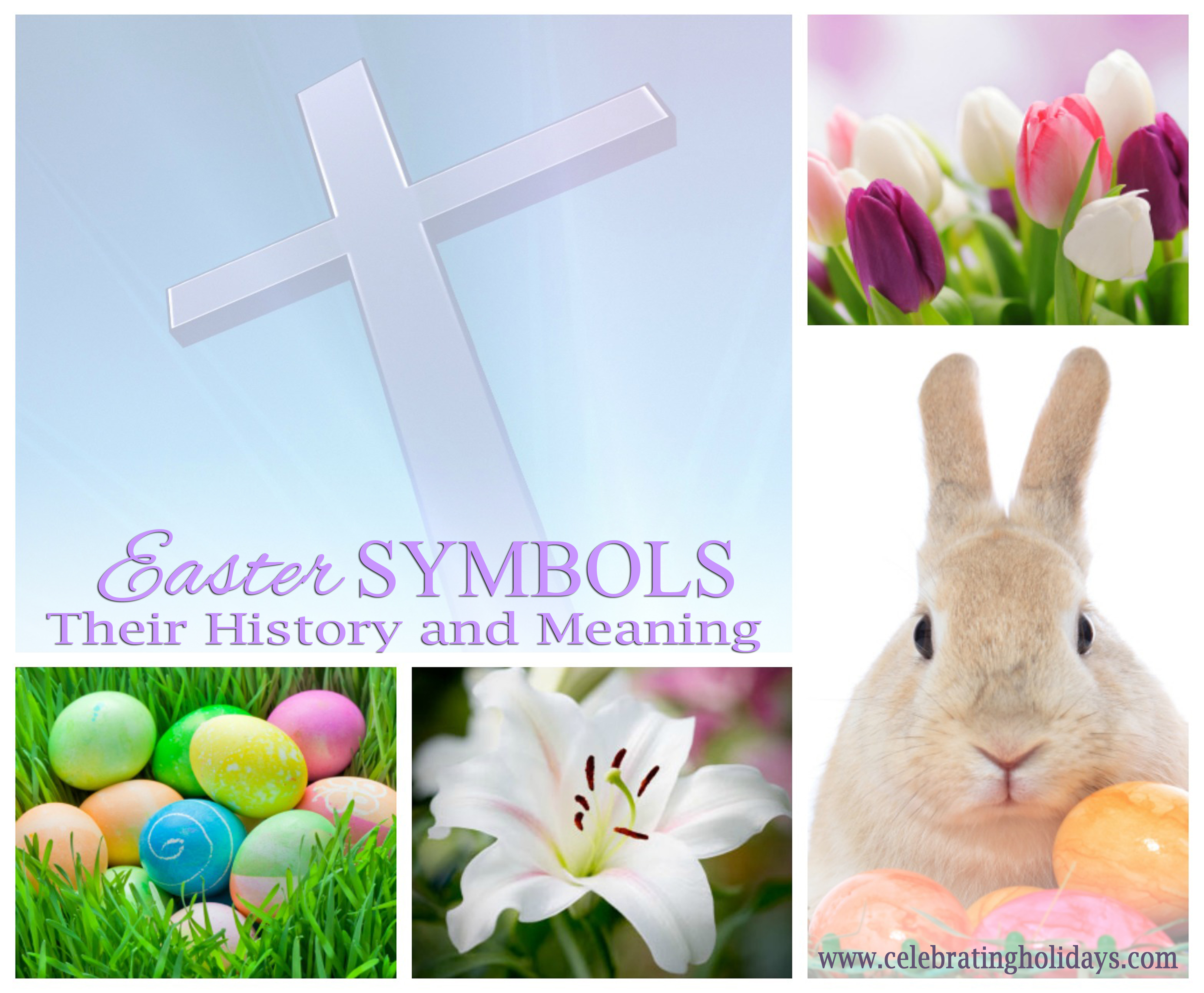 Lent and easter traditions celebrating holidays symbols of easter buycottarizona Images