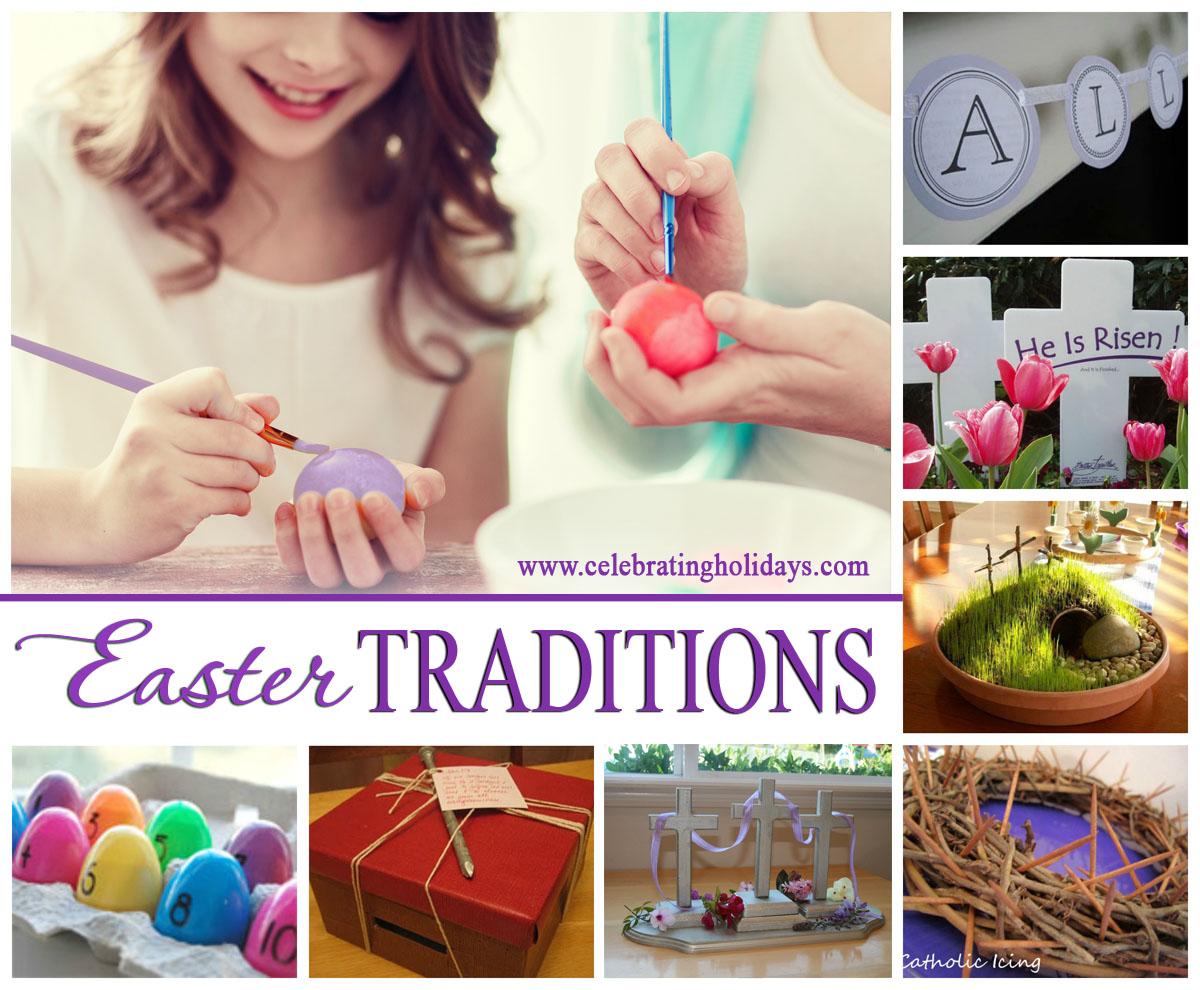 Lent and Easter Traditions