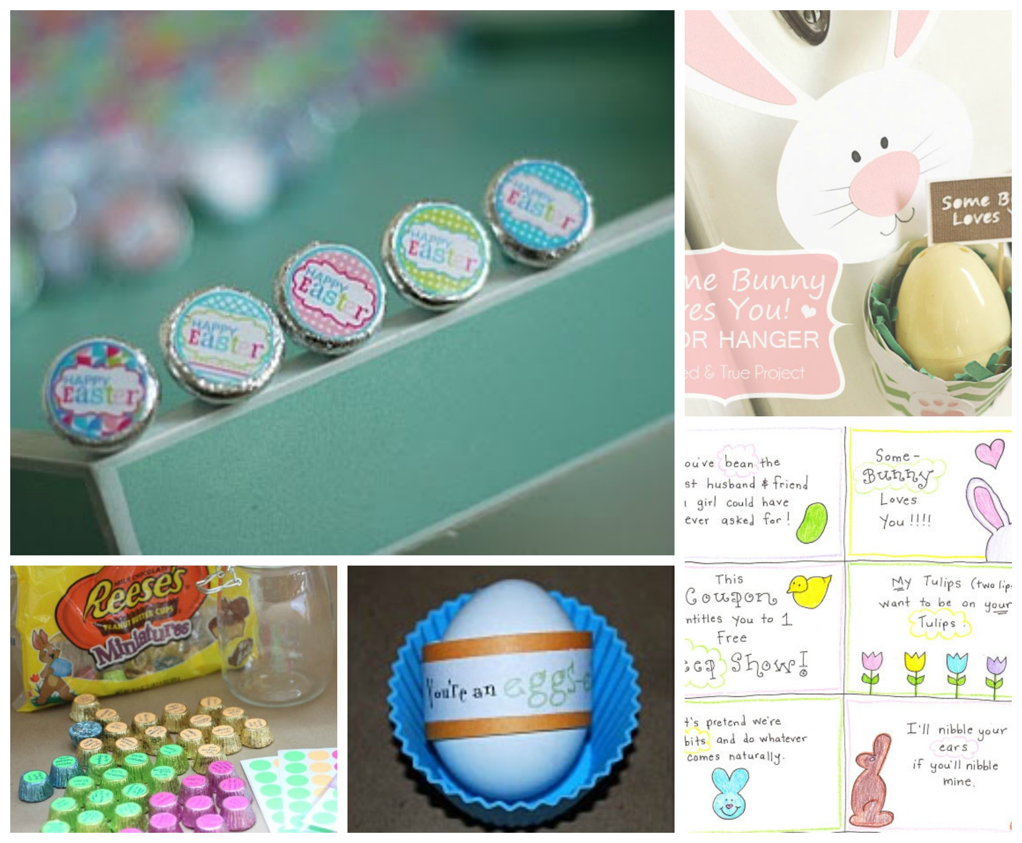 Easter card and gift ideas celebrating holidays easter gifts for your sweeties negle Image collections