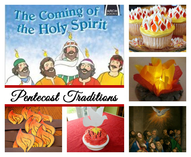 Traditions for Pentecost
