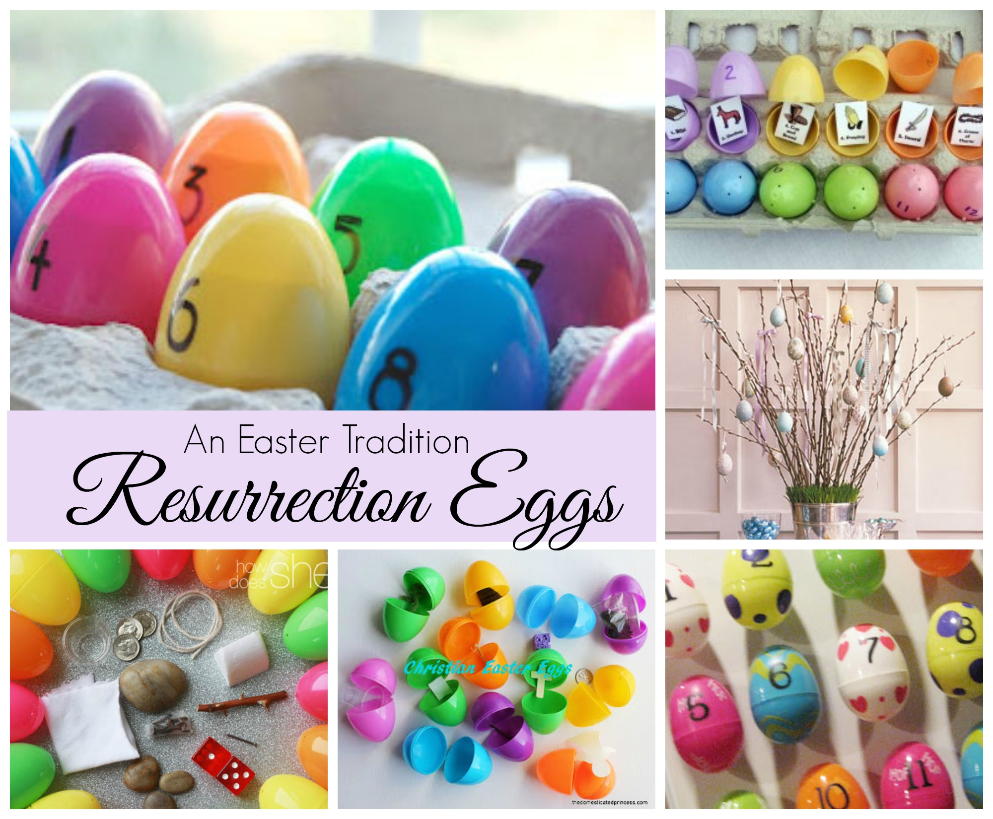 image about Resurrection Egg Story Printable identified as Resurrection Eggs for Easter Celebrating Vacations