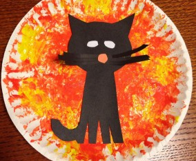 Cat Art Craft