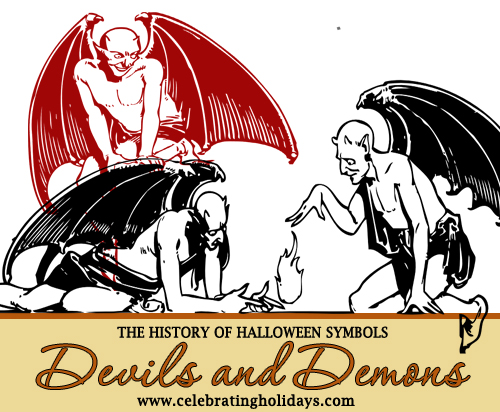 Halloween Devils and Demons
