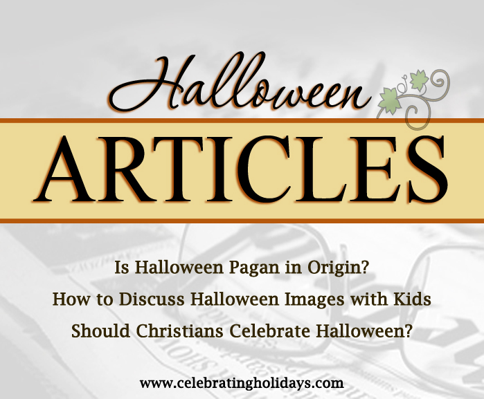 Halloween Articles and Resources   Celebrating Holidays