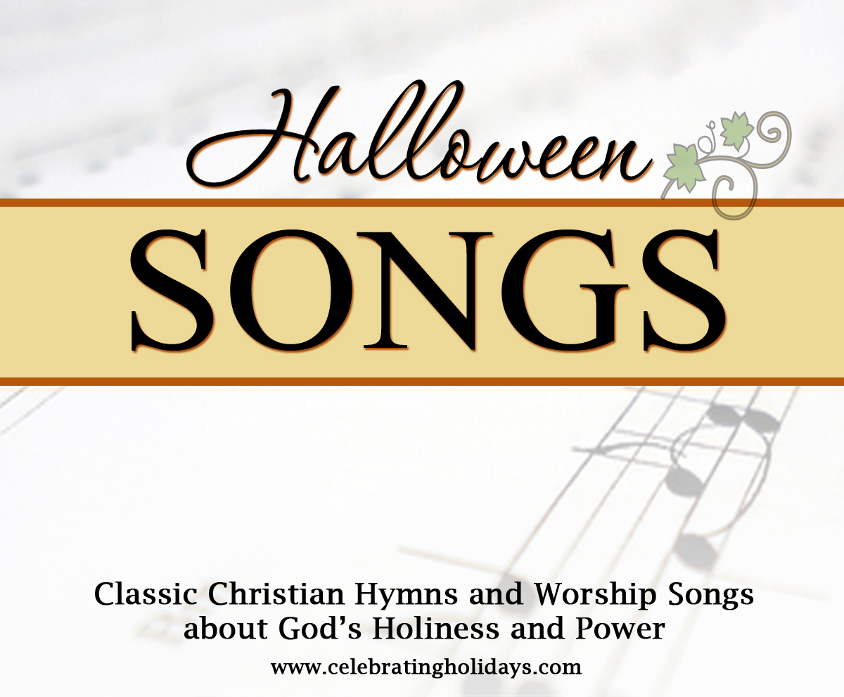 Songs for Halloween | Celebrating Holidays