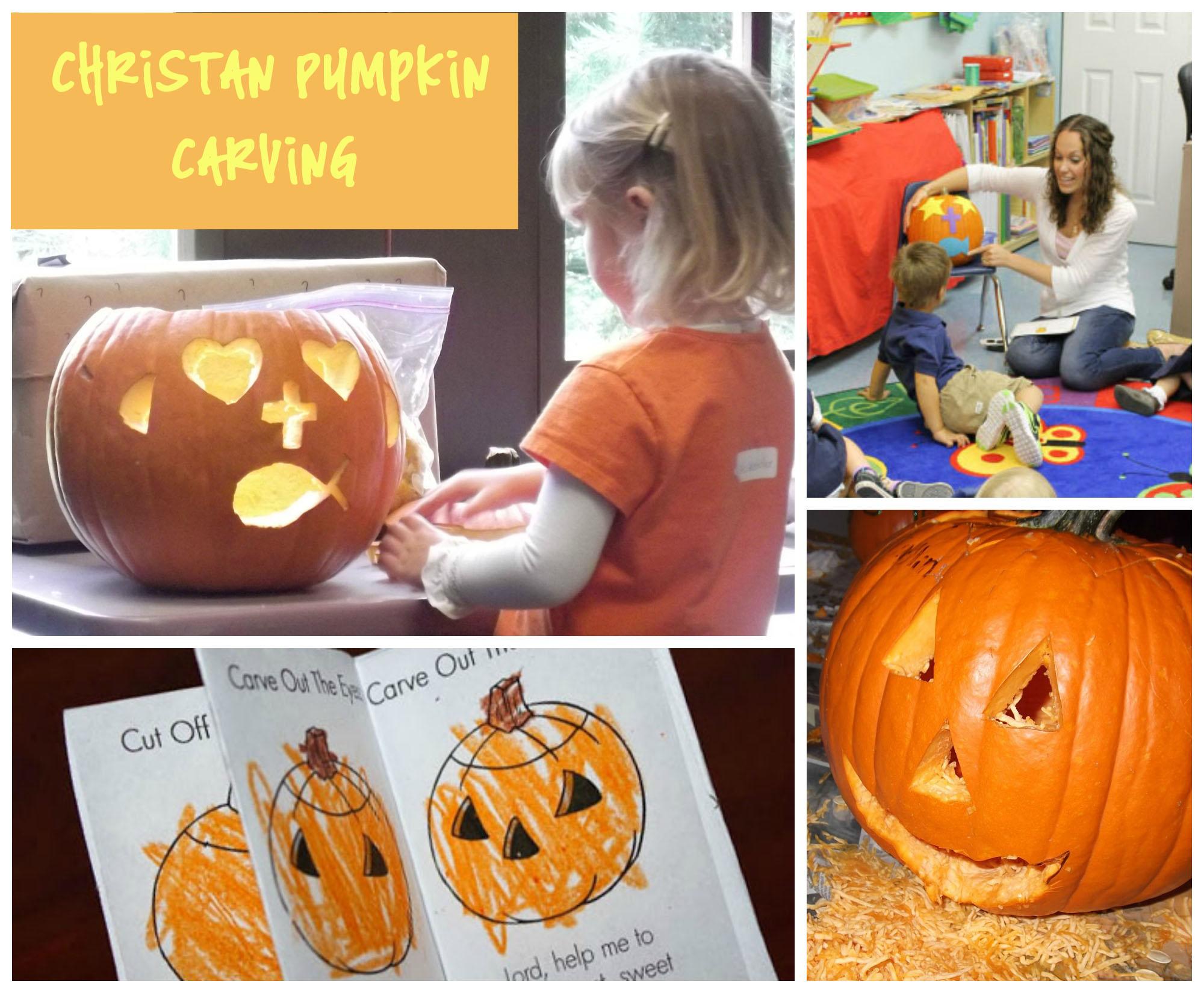 Halloween Pumpkin Carving   Celebrating Holidays