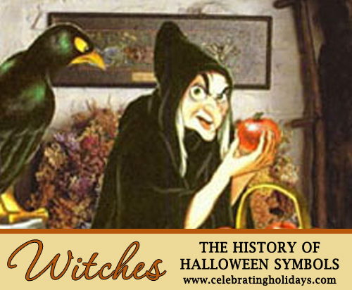 halloween witches - Halloween History Witches