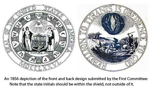 First Committee Great Seal