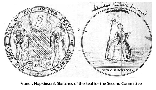 Second Committee Great Seal
