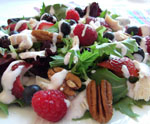 Berried Treasure Salad for July 4th