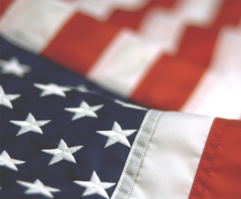 July 4th And Patriotic Symbols Celebrating Holidays