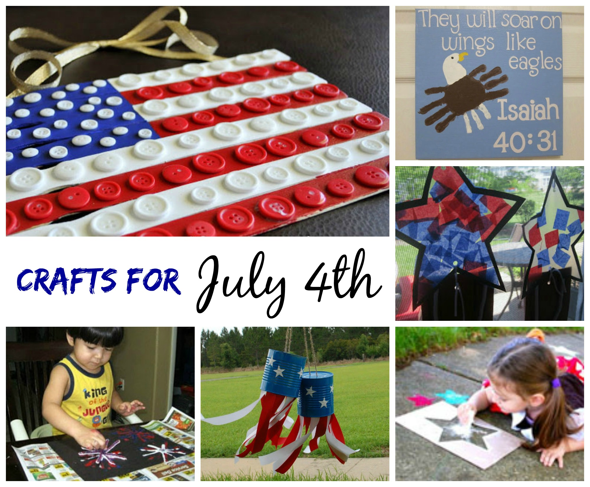 July 4th Craft Traditions