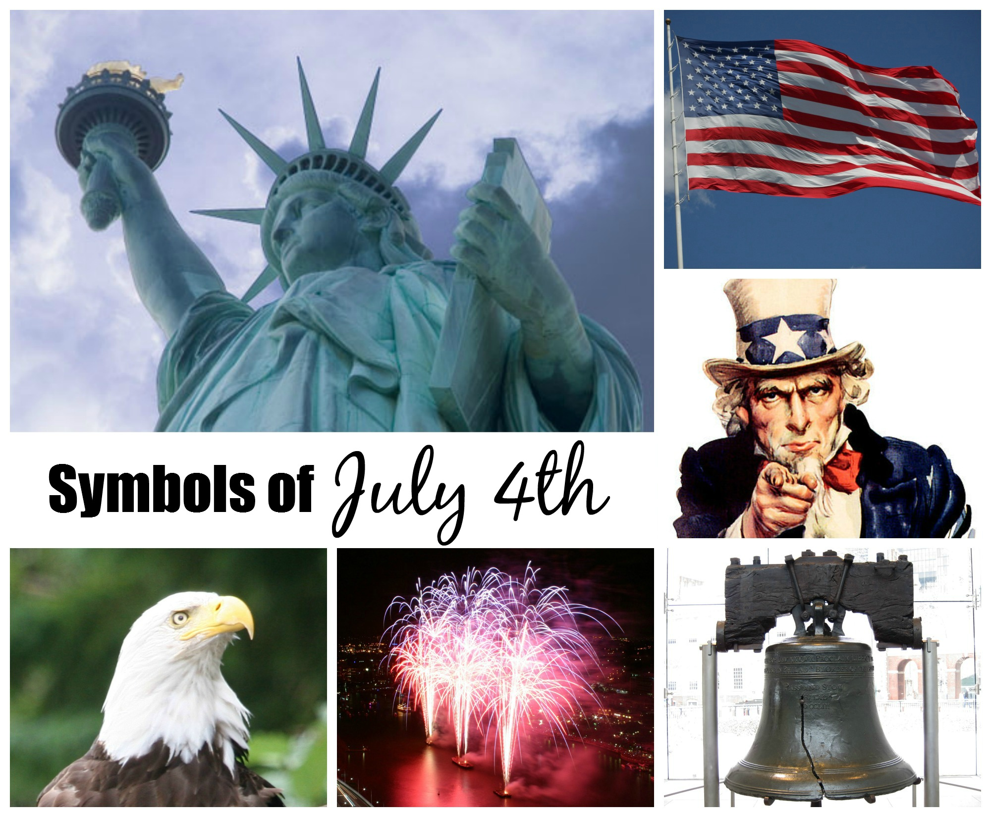 The History Behind our Patriotic Symbols
