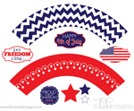 July 4th Free Printable Gift Tags 9