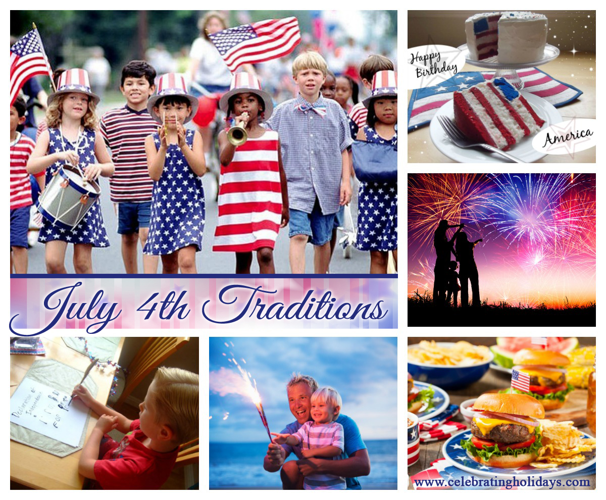 July 4th Traditions