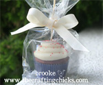 July 4th Patriotic Cupcake Gift