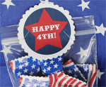 July 4th Patriotic Mints