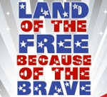 Land of the Free Print 1