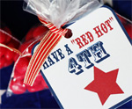 July 4th Red Hots Gift