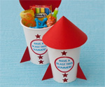 Rocket Treat Container 1